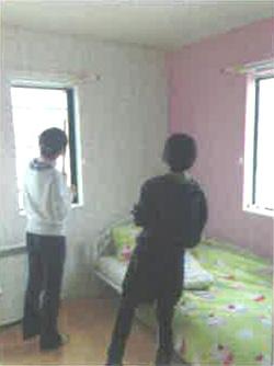 女の子の部屋は思いっきり可愛く♪